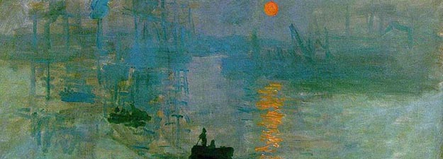 Claude Monet - izlenim - gundogumu
