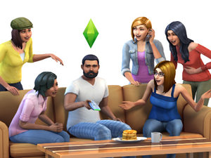 the sims 4 - 18012014