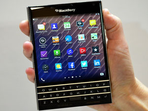 BRITAIN-US-IT-BUSINESS-TELECOM-BLACKBERRY